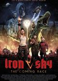 鋼鐵蒼穹2:即臨種族 Iron Sky: The Coming Racedvd